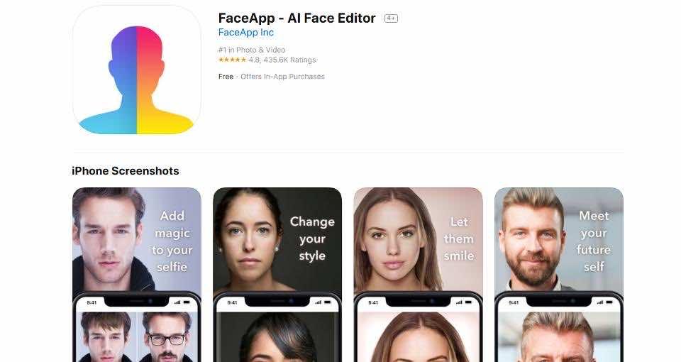 ФБР иска да знае дали FaceApp е използван в кампании за политическа дезинформация