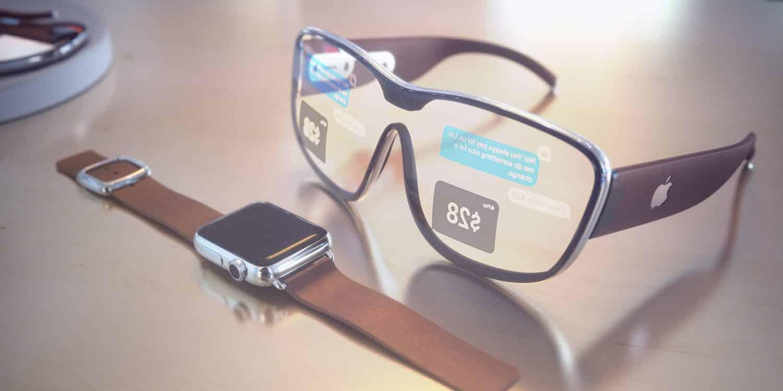 Apple Glass през 2021