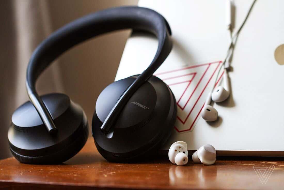 тихо място и най-добрите слушалки