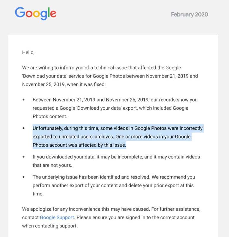Пореден гаф на Google – изтекли снимки на потребителите