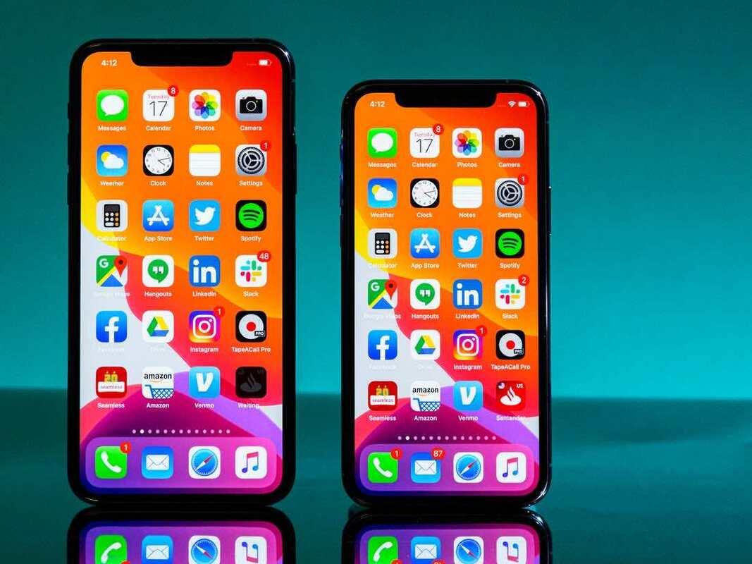 iPhone с приложения за всичко