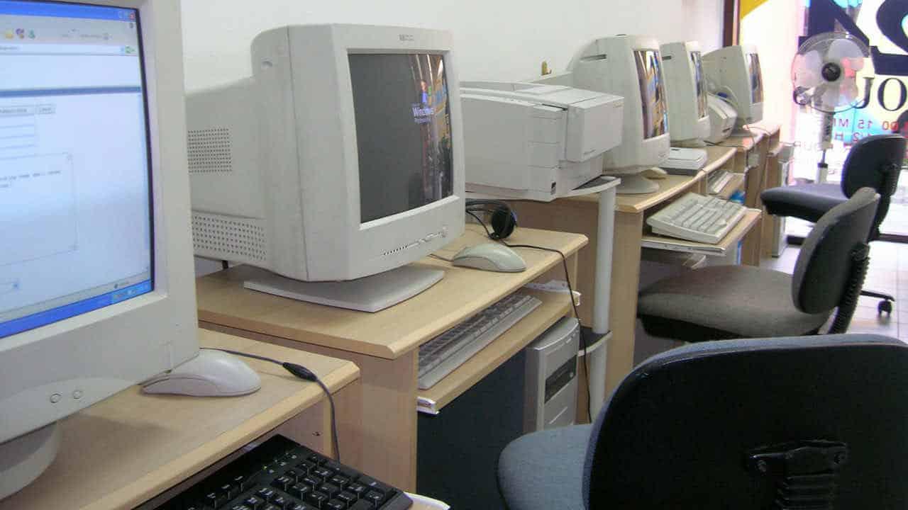 Компютърен клуб 2000г.