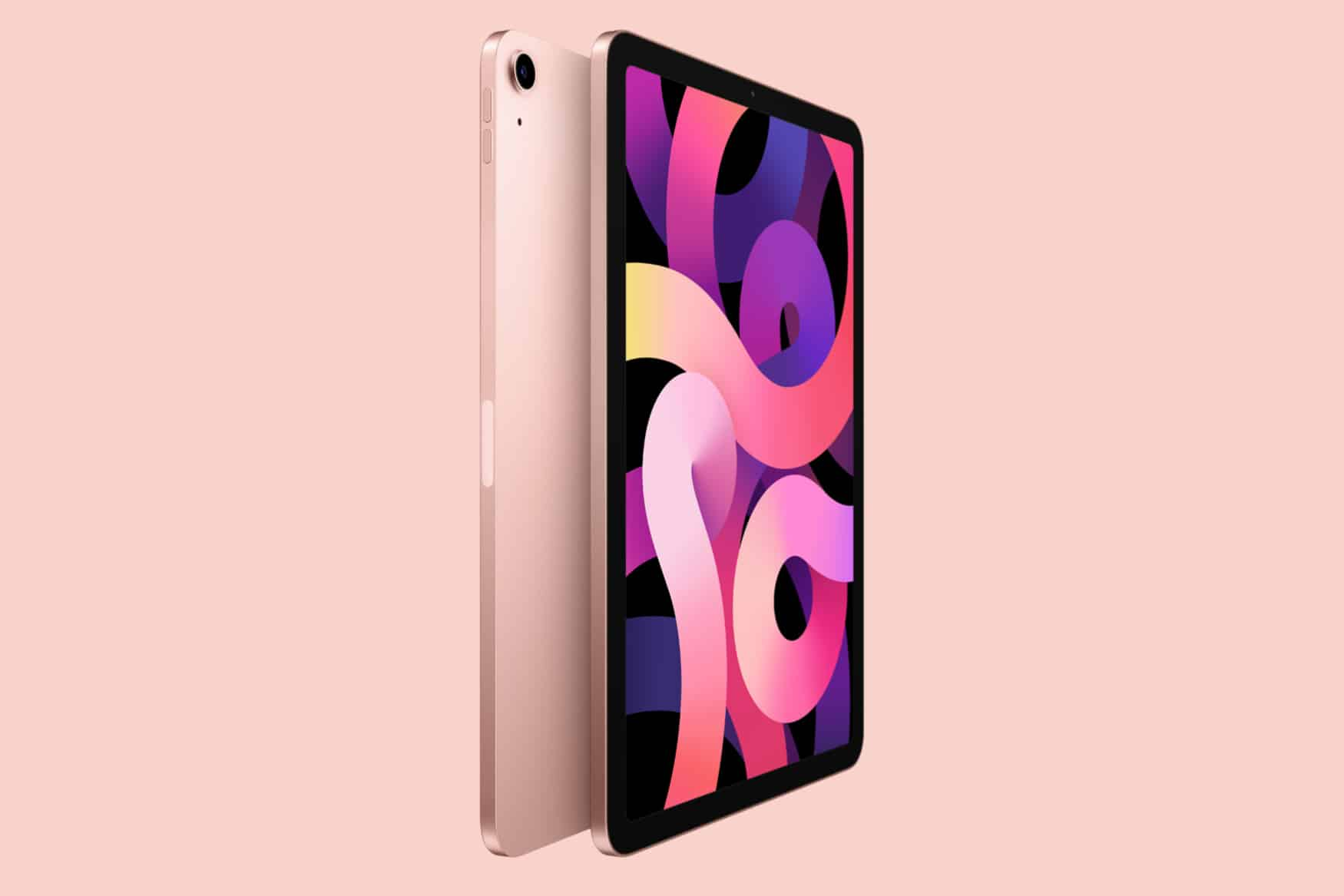 iPad Air 2020 златен