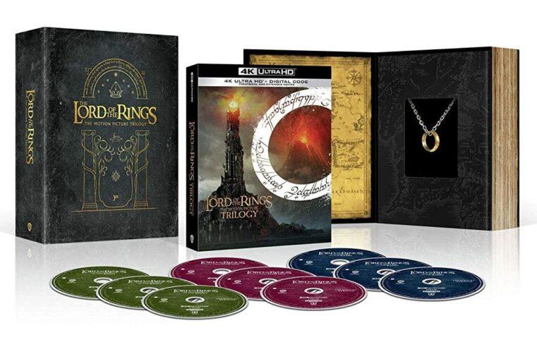 За ценители – трилогиите Lord of the Rings и The Hobbit идват на 4K Ultra HD Blu-ray