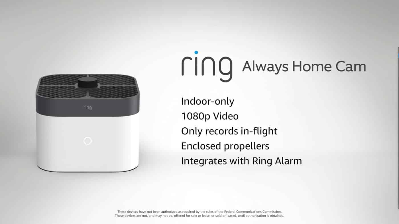 Ring Always Home Cam – летящата камера на Amazon