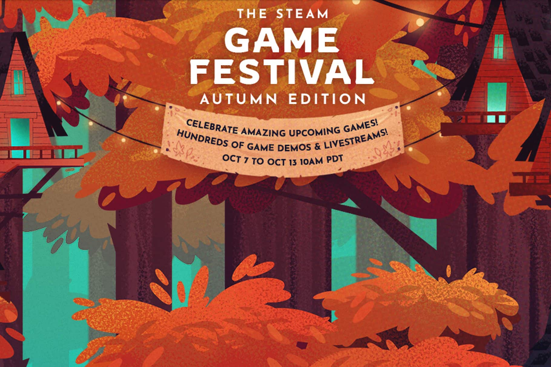 Valve's Steam Game Festival – стотици безплатни игри