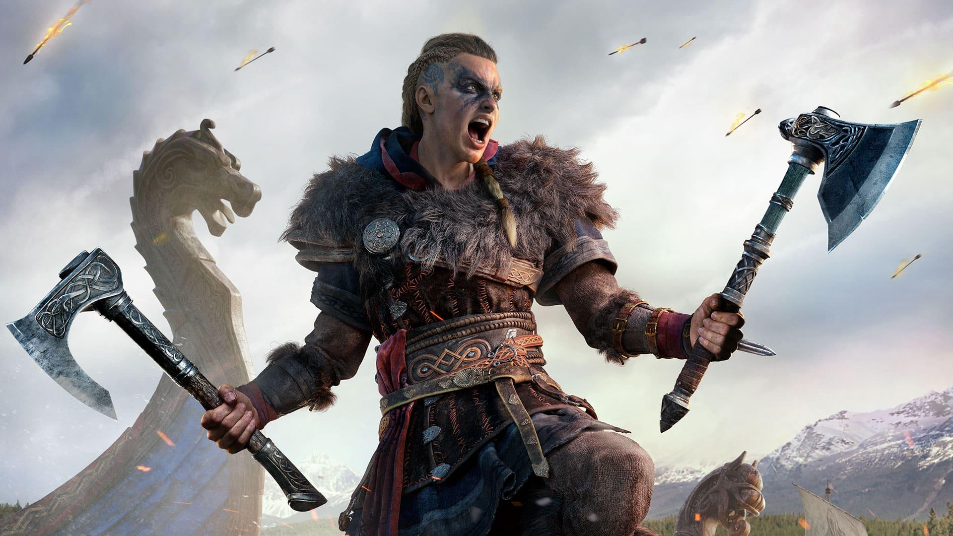 Assassin's Creed Valhala